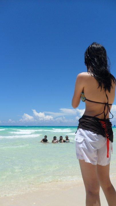 Blue. Beach. Boracay