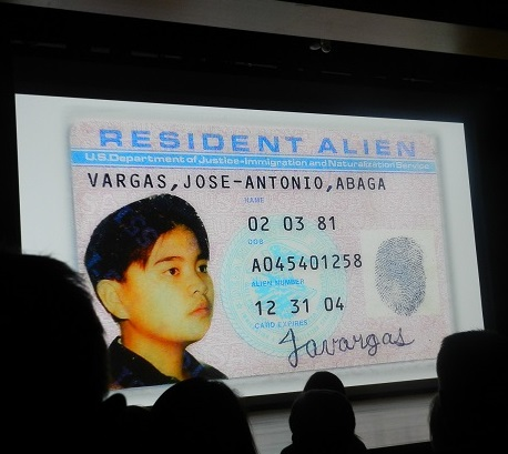 The 'doctored' driver's license that enabled Jose Antonio Vargas to go on road trips around California