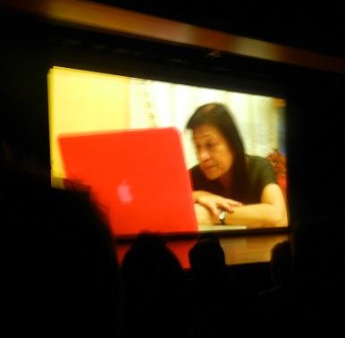 Emelie Salinas on Skype