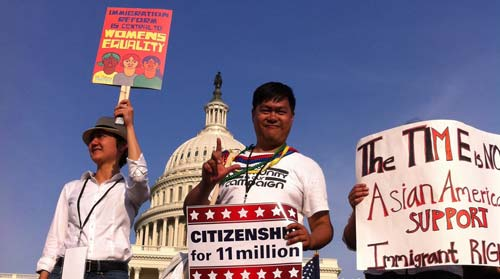 On National Coming Out Day, author is 'coming out' for pathway to citizenship for 11 million undocumented immigrants