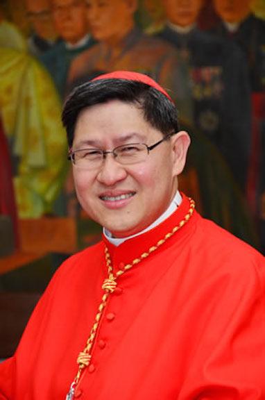 Cardinal Tagle was a CUA Summa cum Laude