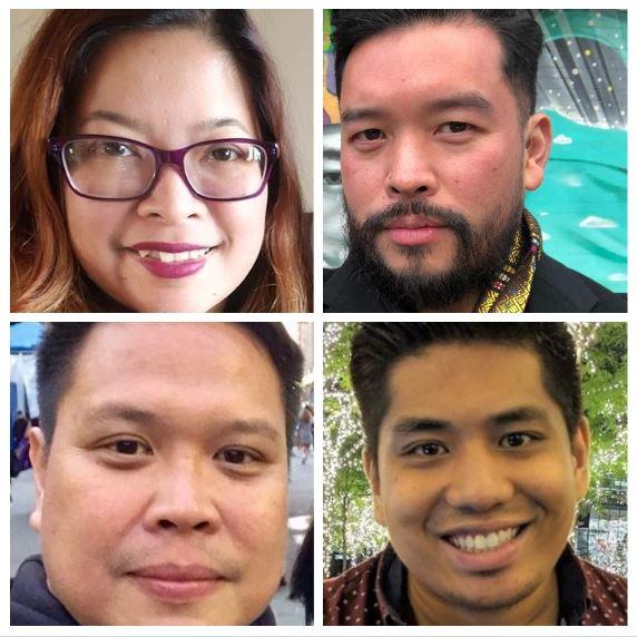 Joyce Andes David; Kalaya'an Mendoza Aris Tuazon; Michael Cruz