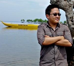 Jay Jaboneta, co-founder of Yellow Boat of Hope