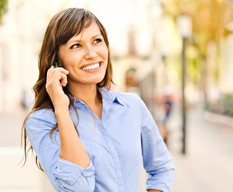 calling-lady
