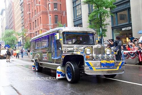 333 parade jeep