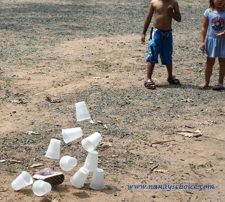 picnic cups