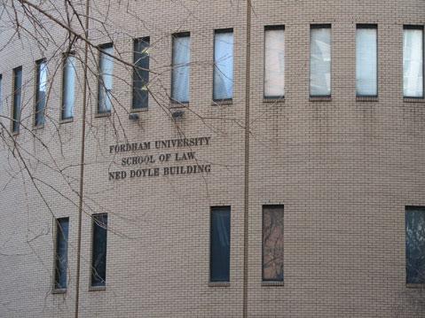fordham university writing center