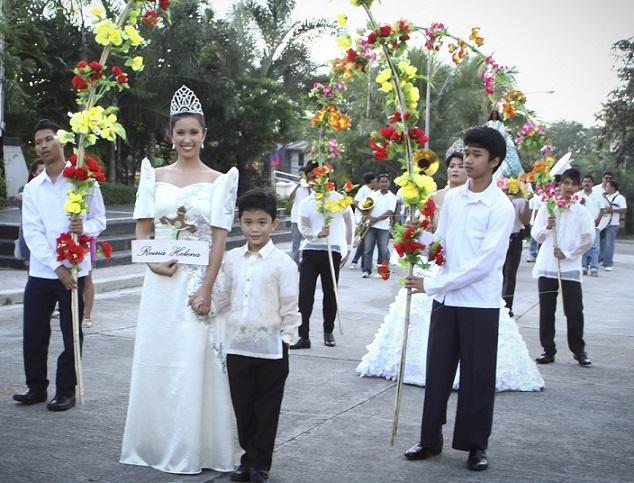 Filipino Kultur und Traditionen aus