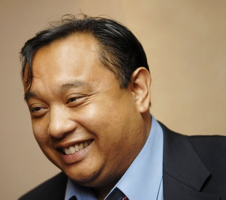 Not your traditional Jersey City FilAm politician. Photo: Jersey Journal