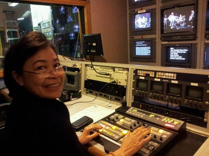 Producer Maricor Fernandez