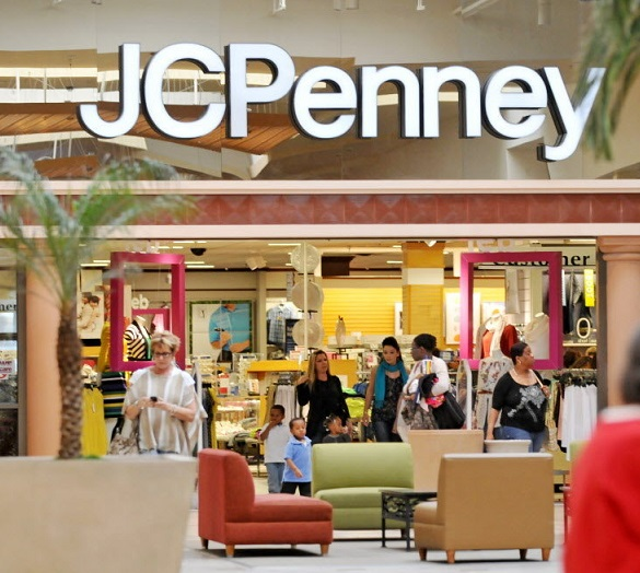 Jcp Stores: OFF THE WALL: In Stores And In Stocks, JCPenney And Macy's