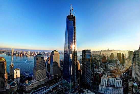 1 World Trade Center, also known as Freedom Tower. Photo: 1WTC website