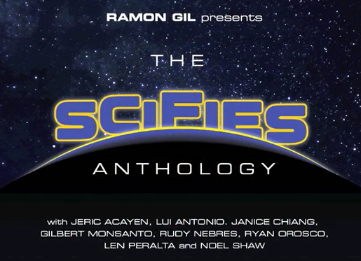 'The Scifies Anthology'