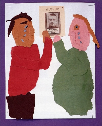 Children's drawings of 9/11; PBS.org