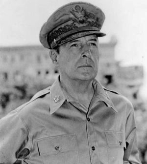 General Douglas MacArthur is one of the greatest military leaders of all time