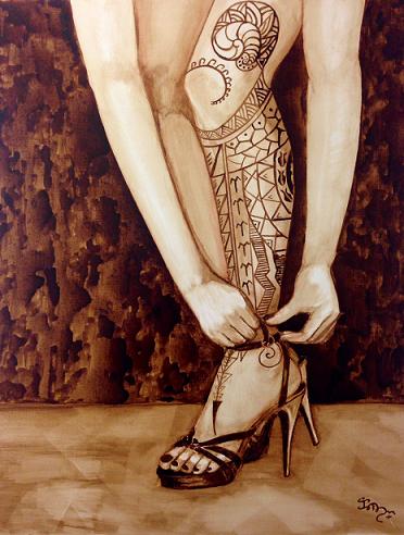 'Mandirigma in Stilettos'