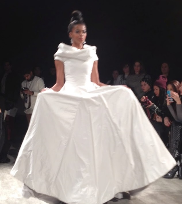 A preview of Malan Breton's Fall collection