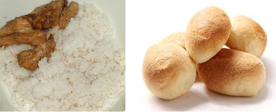 White rice and pan de sal: Nutritionist Sheena Quizon Gregg recommends portion sizes and moderation
