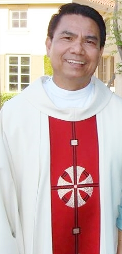The author is Priest-in-Charge of St. James Episcopal Church in Elmhurst, Queens