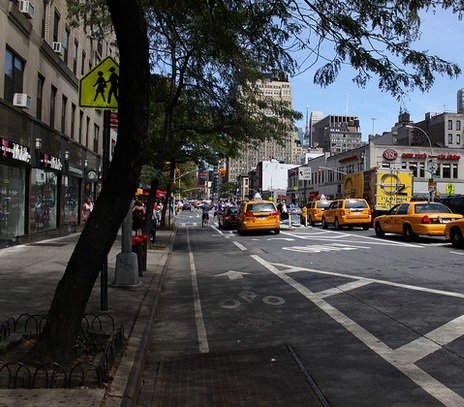 An NYC street: 'Tragic events can happen in the most unexpected places at the most unexpected time'