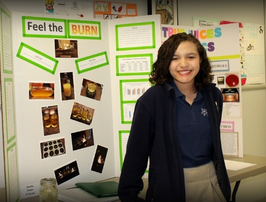 Danika Dingus: Her dream is to become an astrophysicist