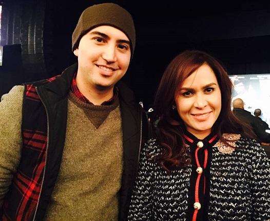With Pacquiao's wife in NYC, Vice Gov. of Sarangani Jinkee Pacquiao