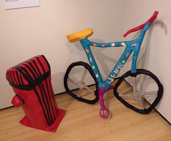 3 bike