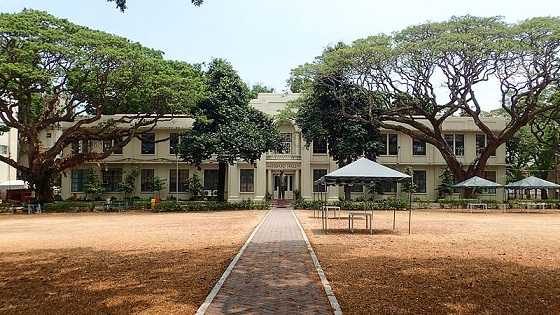 Silliman University campus in Negros Oriental province: 115 years, still making history
