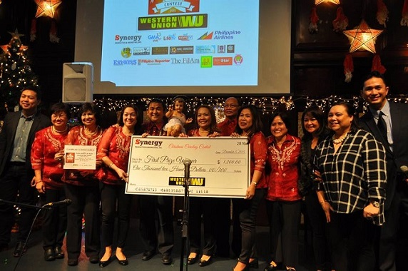 Last year's Grand Prize winner, the Filipino-American Society of St. Joan of Arc