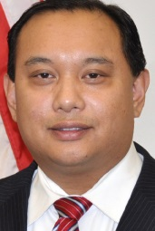 Jersey City Council President Rolando Lavarro