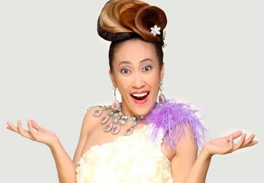 NYC crowns 'Philippine Queen of Comedy' a dramatic actress.