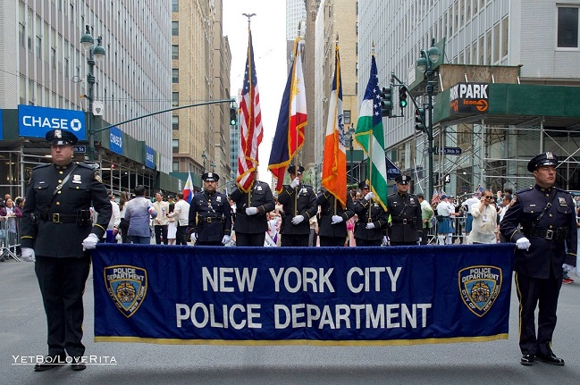 The NYPD blues