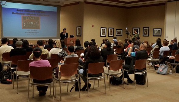 Know Your Rights immigration forum at the St. Francis of Assisi Church