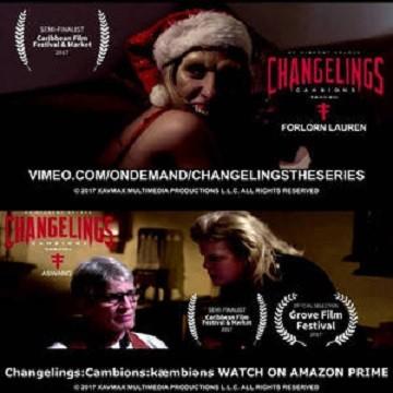 Amazon's horror series 'Changelings'