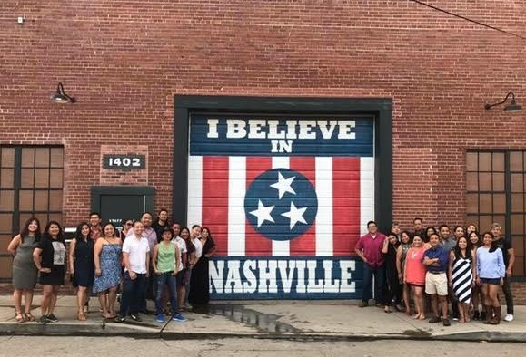 FilAm lawyers enjoy a night out in Nashville.