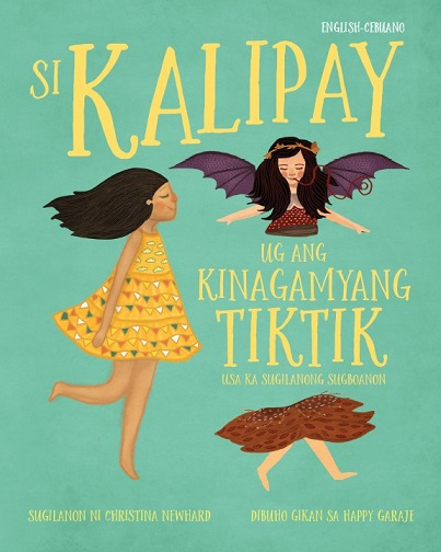 'Kalipay and the Tiniest Tiktik' is a picture book in Cebuano-English.