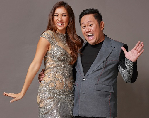 The comedic duo of Solenn Heussaff and Betong Sumaya
