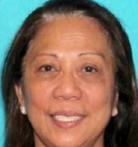 This initial photo of Marilou was issued by the Las Vegas Metropolitan Police.