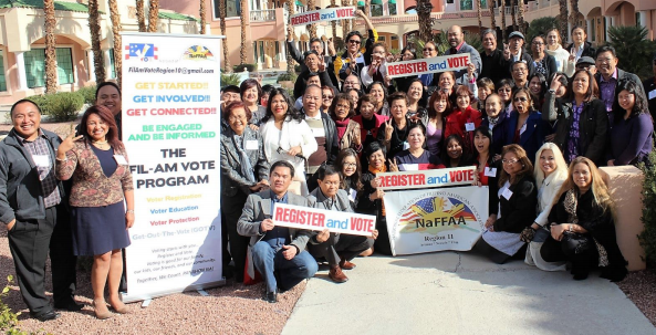 FilAmVote has been NaFFAA's primary vehicle for civic engagement.