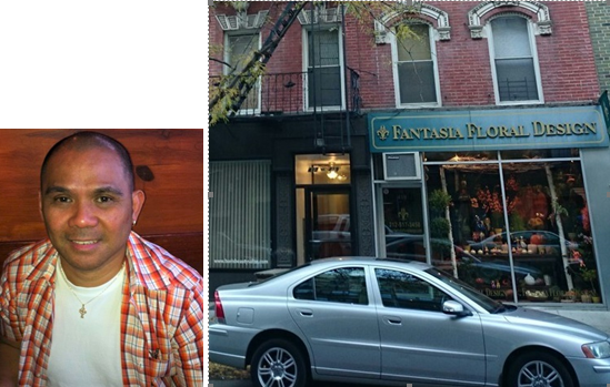 After 20 years, Dennis Josue decided not to renew the lease on his flower shop in Manhattan's Upper East Side.
