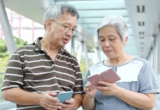 Almost 40 percent of older Asian Americans have been targets of fraud.