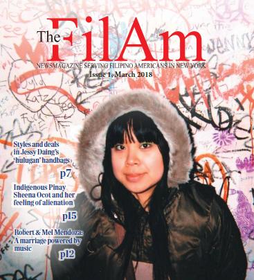 Back cover: Higaonon Pinay Sheena Ocot