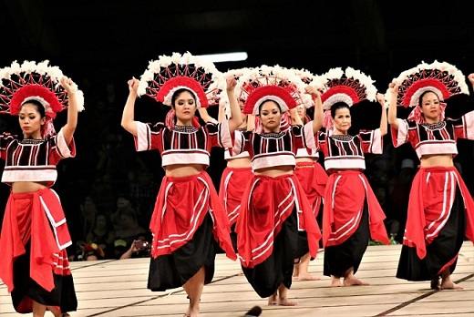 Parangal Dance Company from the Bay Area