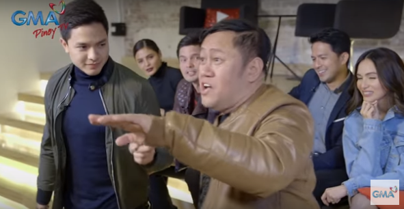 'London Bridge' brings together Alden Richards and Betong Sumaya in a fun duet