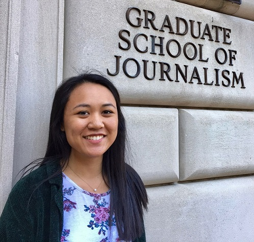 After graduating, she will be joining The Trace, a nonprofit news organization, as a fellow. She will be investigating gun violence.