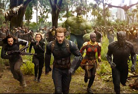 Resurrecting the Avengers superheroes…in the next flick?
