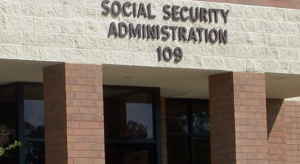 The Social Security Administration office in Queens
