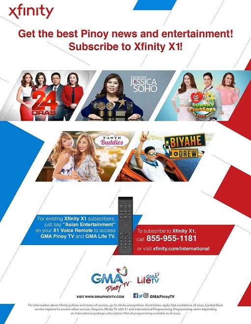 Flyer - GMA Pinoy TV