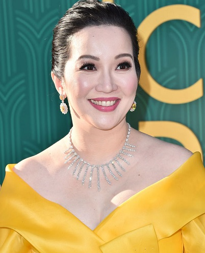 Kris Aquino plays a princess who is also an accomplished economist.  Photo: Getty Images