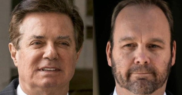 Paul Manafort and Richard Gates were indicted in connection with the investigation on Russia's alleged interference in the 2016 elections. The indictment says they were unregistered lobbyists for a foreign government.